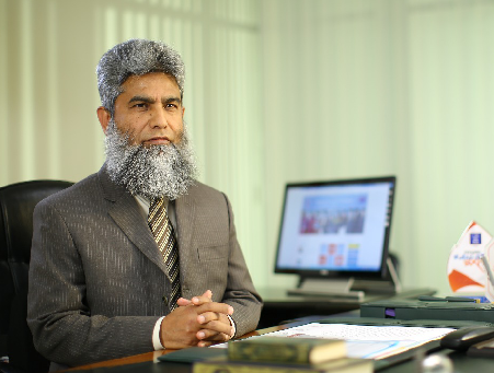 Muhammad Mansoor Ahmed