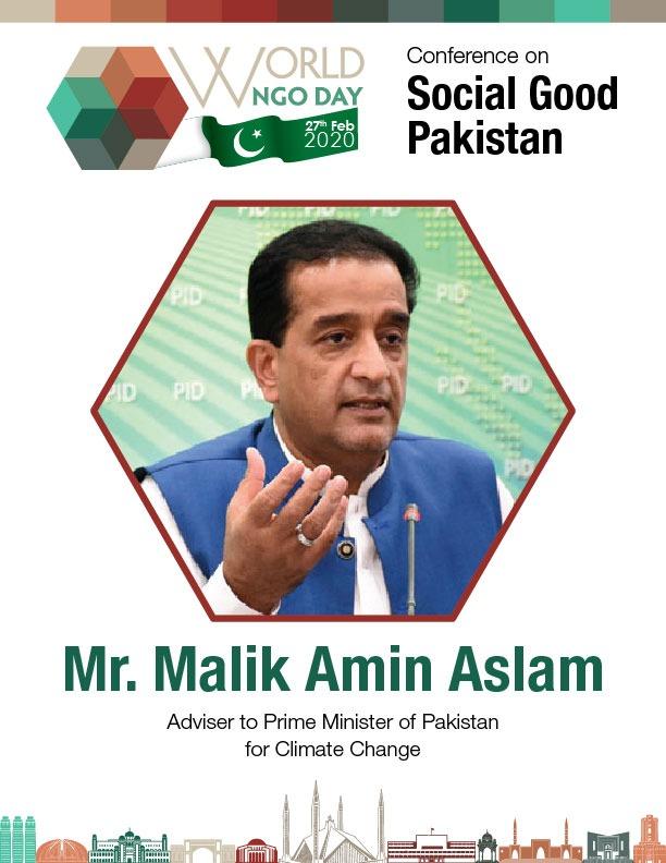 Mr. Malik Amin